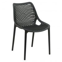 Air Chair in Charcoal